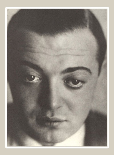 PETER LORRE, POR LOTTE JACOBI