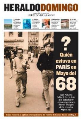 HISTORIETAS DE MAYO DEL 68