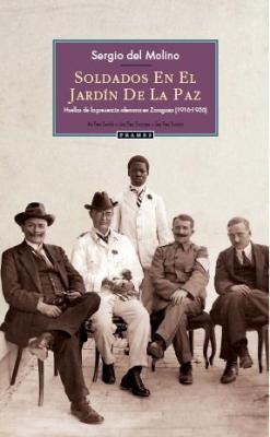 EL DOMINGO, SOLDADOS EN EL JARDÍN DE LA PAZ